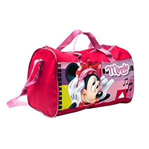 Sac de sport (ou voyage) Minnie pour fille