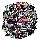 Fortnite Stickers 50 pc Value Pack Variety Fortnite Vinyl Stickers (50pcs)