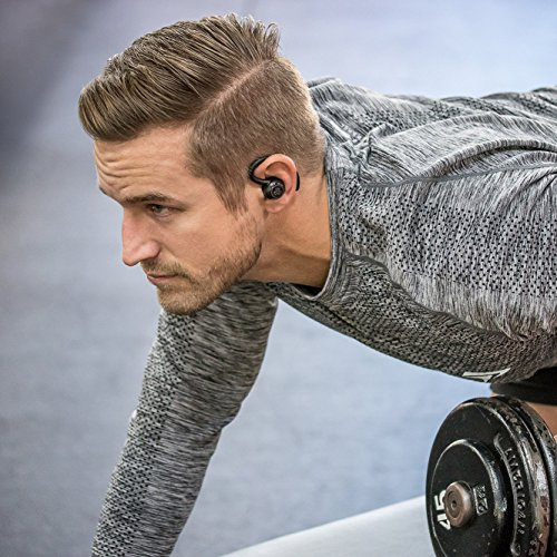 JLab Audio Epic Air True Wireless 4.1 Sport Earbuds with Mic + Charging Case by JLAB (Image #7)