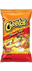 Flamin' Hot Cheetos, 2 oz Bags (Pack of 48)