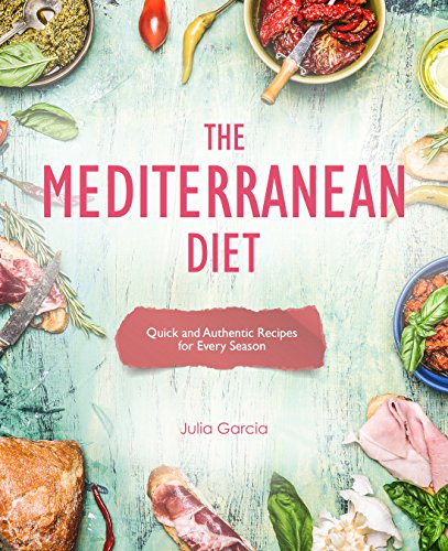 Mediterranean Diet Authentic Delicious Heart Healthy ebook product image