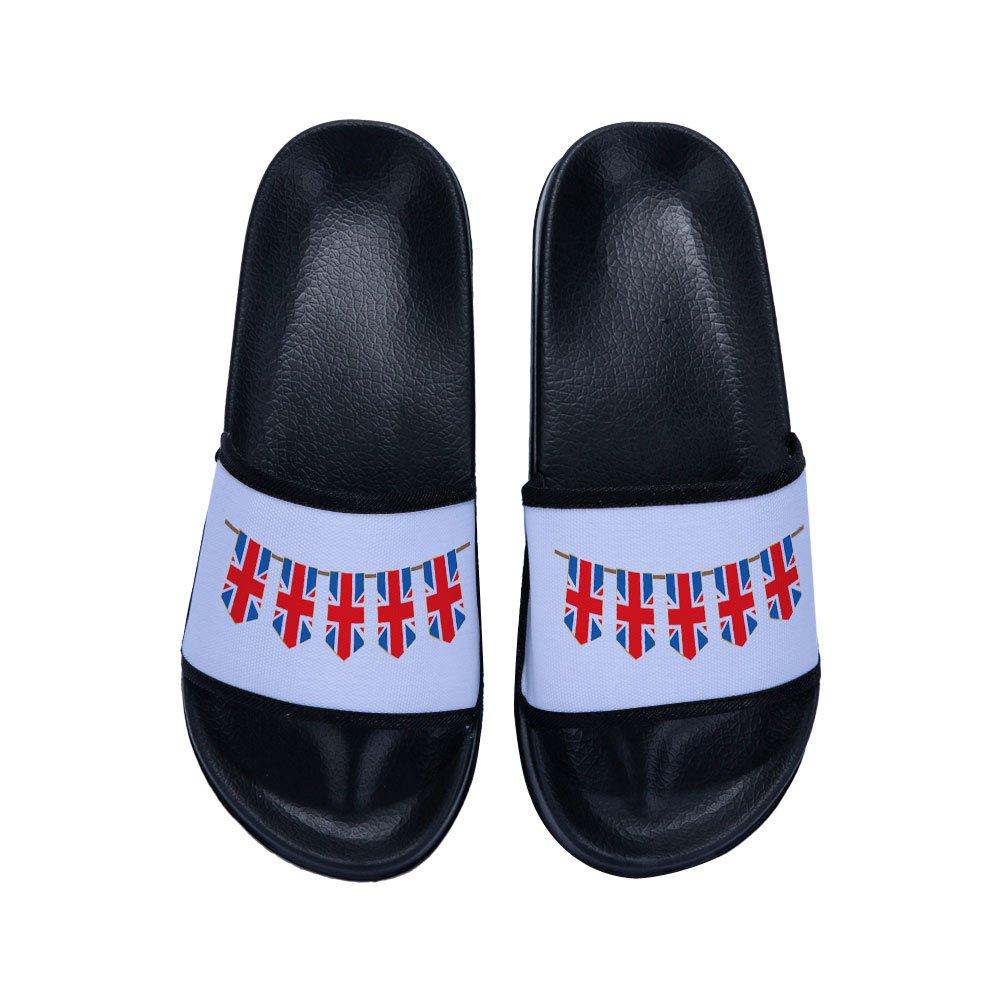 XINBONG Slide Sandals for Boys Girls Non-Slip Bedroom Swimming Spa Indoor Outdoor Slide Sandals