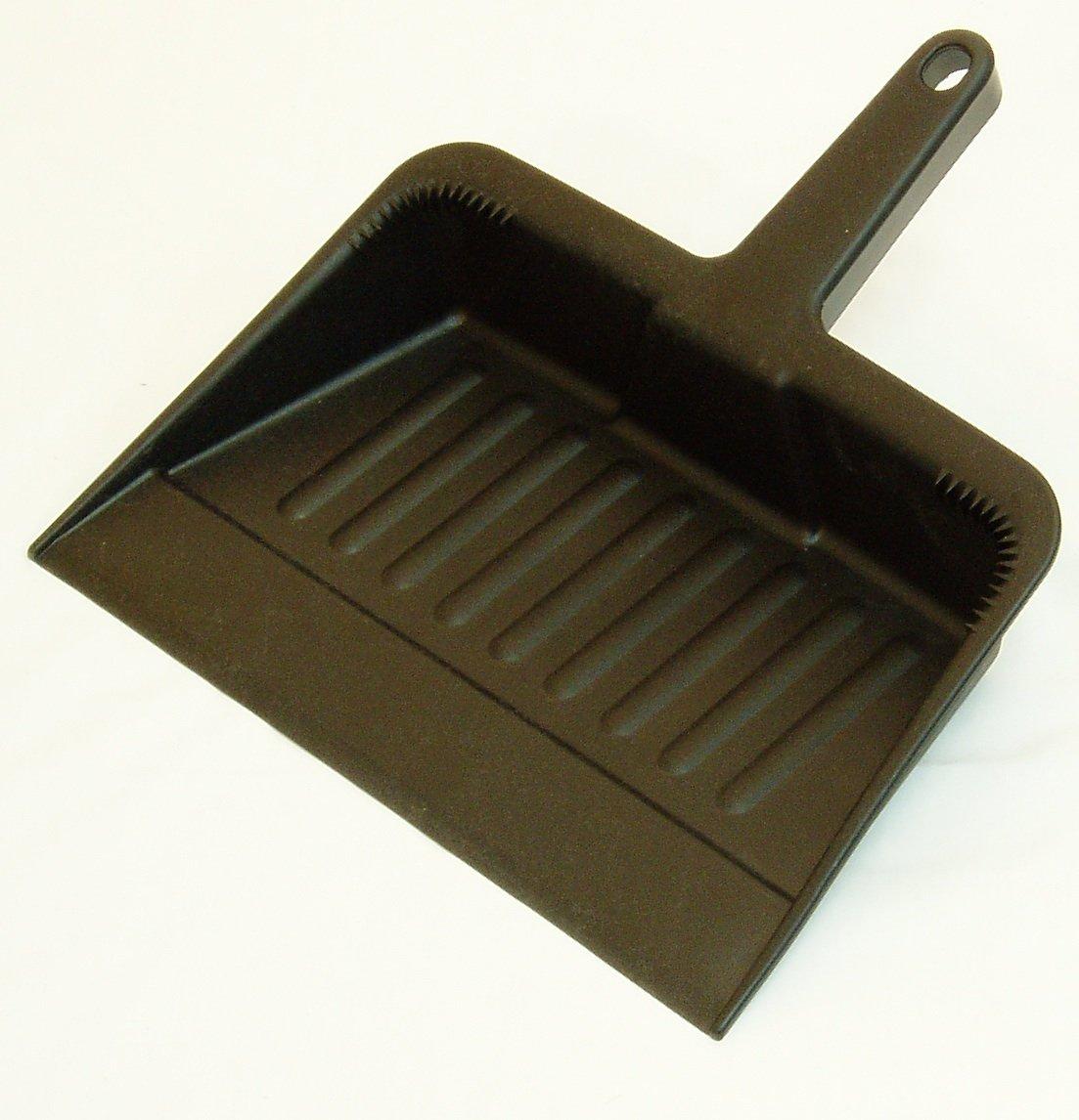 Zephyr 47212 Plastic Dust Pan, 12'' Width (Pack of 12)