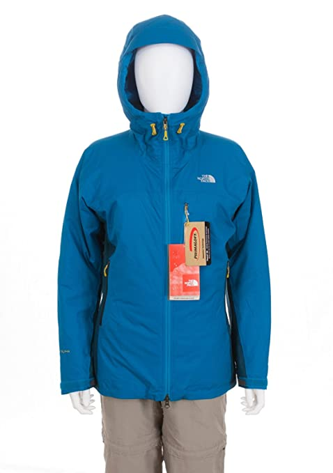 98633c832 The North Face Makalu Waterproof Insulated Jacket Brilliant Blue ...