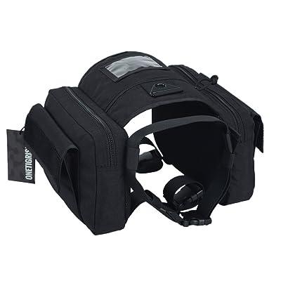 OneTigris Dog Saddlebag Tactical Dog Pack