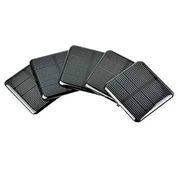 160 Monocristalina Paneles V De Silicona 2 Aiyima 10 Solares Ma MLVGSqUzp