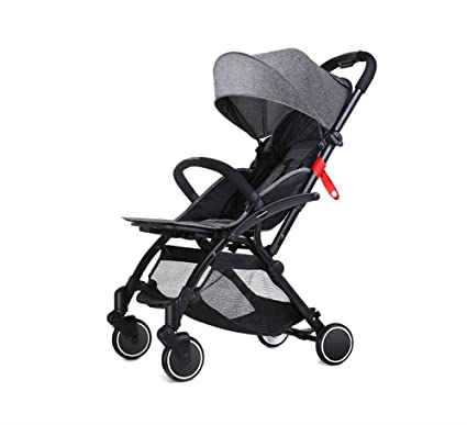 XnZLXS-Cochecitos Baby Trolley Ultralight Portable Simple Child Paraguas Coche Sombrilla Coche Four Seasons Travel
