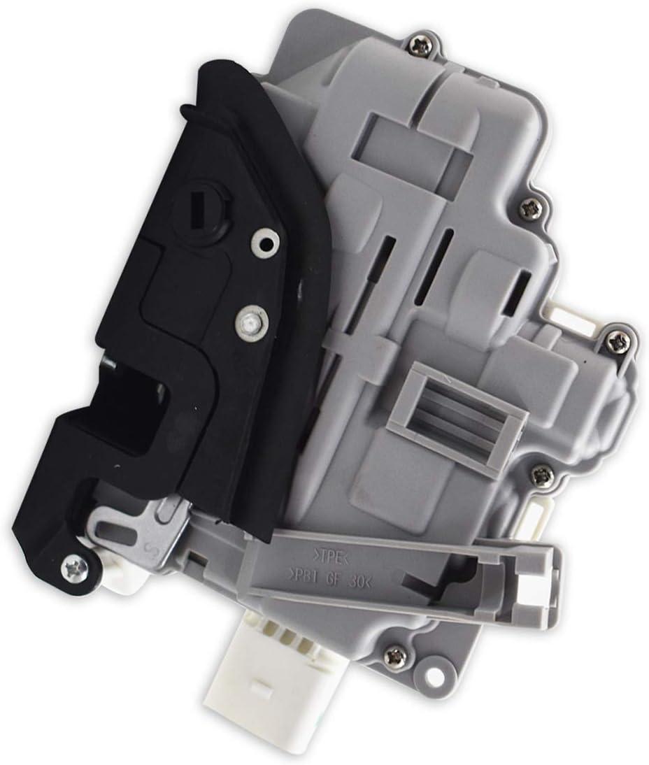 Serratura per Porta Posteriore Sinistra 4F0839015 per Audi A3 S3 A6 S6 C6 A8 S8 Seat Exeo 8 Pin