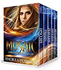 Mosaic Chronicles Books 1-5 by Andrea Pearson ebook deal