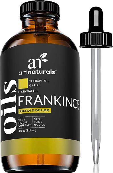 ArtNaturals Aceite De Incienso - 120ml - Tamaño Grande - De Grado ...