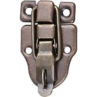 Cabilock 2 x spansluiting, kratsluiting, klapsluiting, kliksluiting, koffersluiting, hefboomsluiting voor case, box…