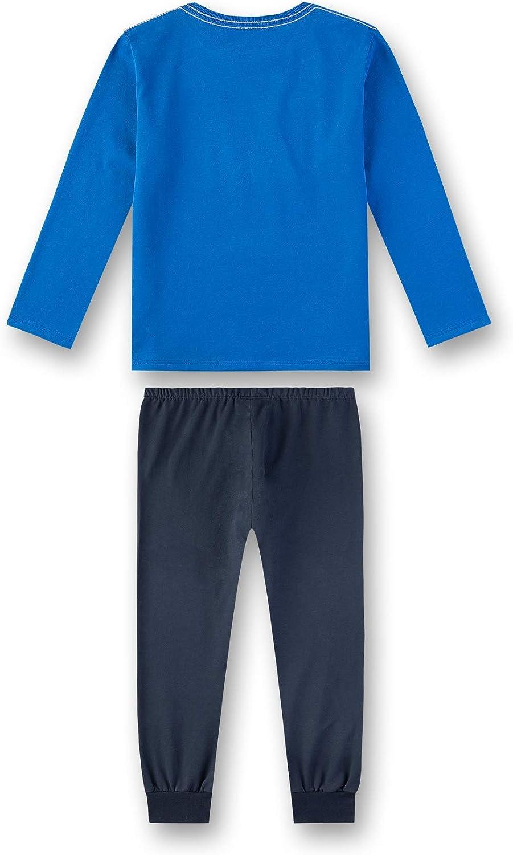 Sanetta Jungen Pyjama Zweiteiliger Schlafanzug