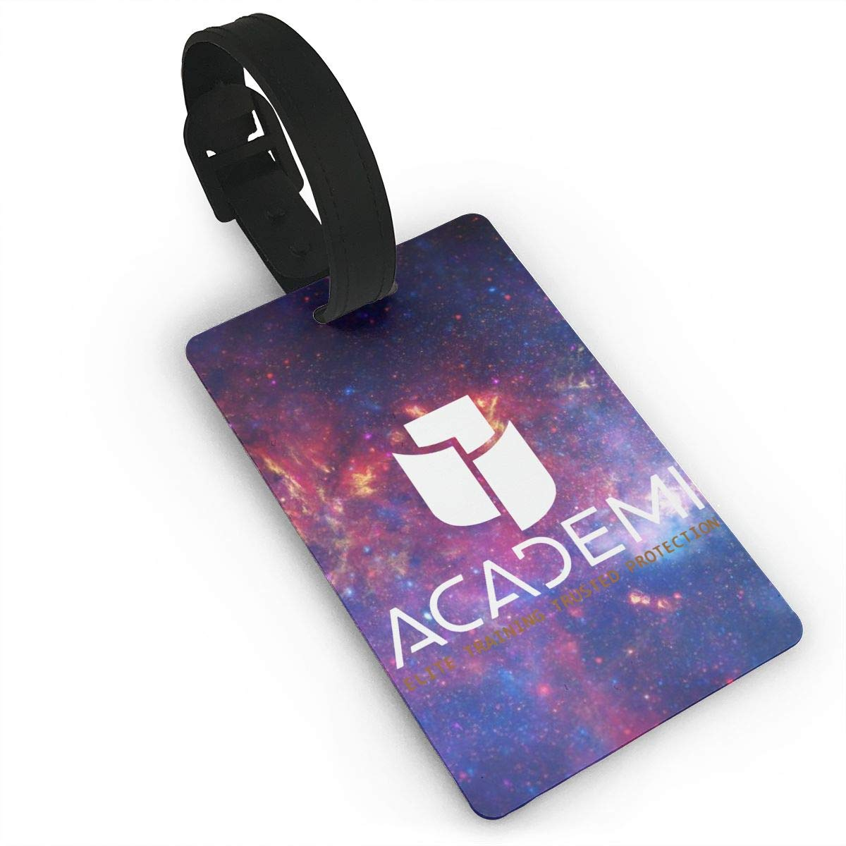 Academi Elite Training Trusted Protection Travel Accessory Luggage ID Tag Suitcase Carry-on Baggage