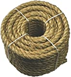 BEN-MOR 60508 Sisal Rope, Natural, 3/8 x 50""