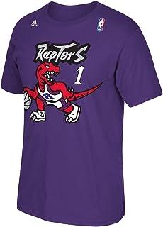 1a5a751dffb Amazon.com : Tracy McGrady Toronto Raptors Mitchell & Ness NBA Men's ...