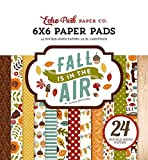 Echo Park Paper Company FIA112023 Fall is in The Air 6x6 Paper Pad