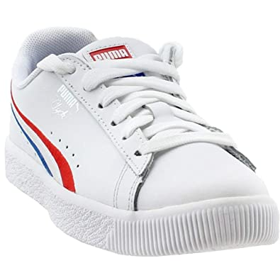 27fe41e4757a66 Amazon.com  PUMA Kids Mens Clyde 4th of July (Little Kid Big Kid)  Shoes