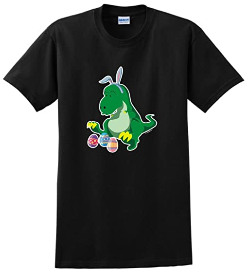 Amazon funny easter gifts t rex easter bunny easter eggs t easter baskets for kids easter gifts easter eggs funny easter gifts t rex easter bunny negle Images