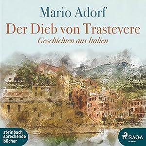 Der Dieb von Trastevere: Geschichten aus Italien Hörbuch