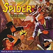 The Spider #16: The City Destroyer | Grant Stockbridge