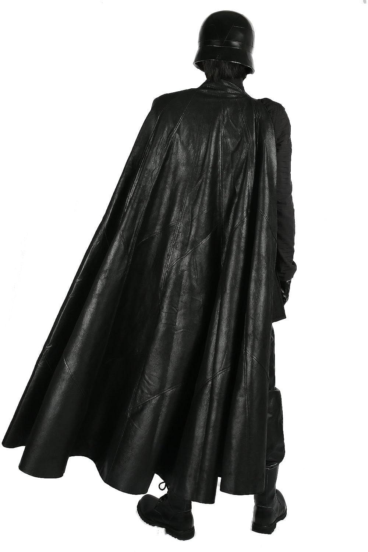 Amazon.com: Xcoser Newest Deluxe Kylo Ren Halloween Costume ...