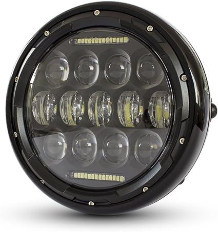 Moto Proyector LED Faro 7.5 inch para Café Corredor Retro Proyecto ...