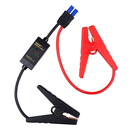 a77602b3b830 Amazon.com  Booster Jumper Cables Automotive Replacement Car Jumper ...