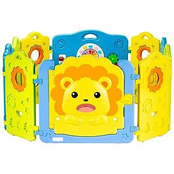 fbd038336 Amazon.com   IHubdeal Baby Playpen 10 Panel Kids Activity Center ...