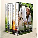 Mail Order Bride: Box Set #6: Inspirational Pioneer Romance (Historical Tales of Western Brides Box Set Series)