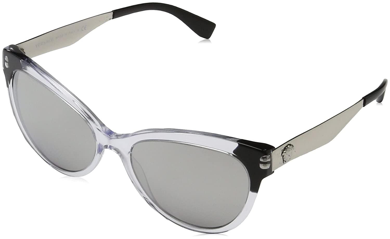 5e2c805289a0e Amazon.com  Versace Women s VE4330 Sunglasses 53mm  Clothing