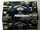 Datel Power Racer 270 Wireless Racing Wheel Xbox