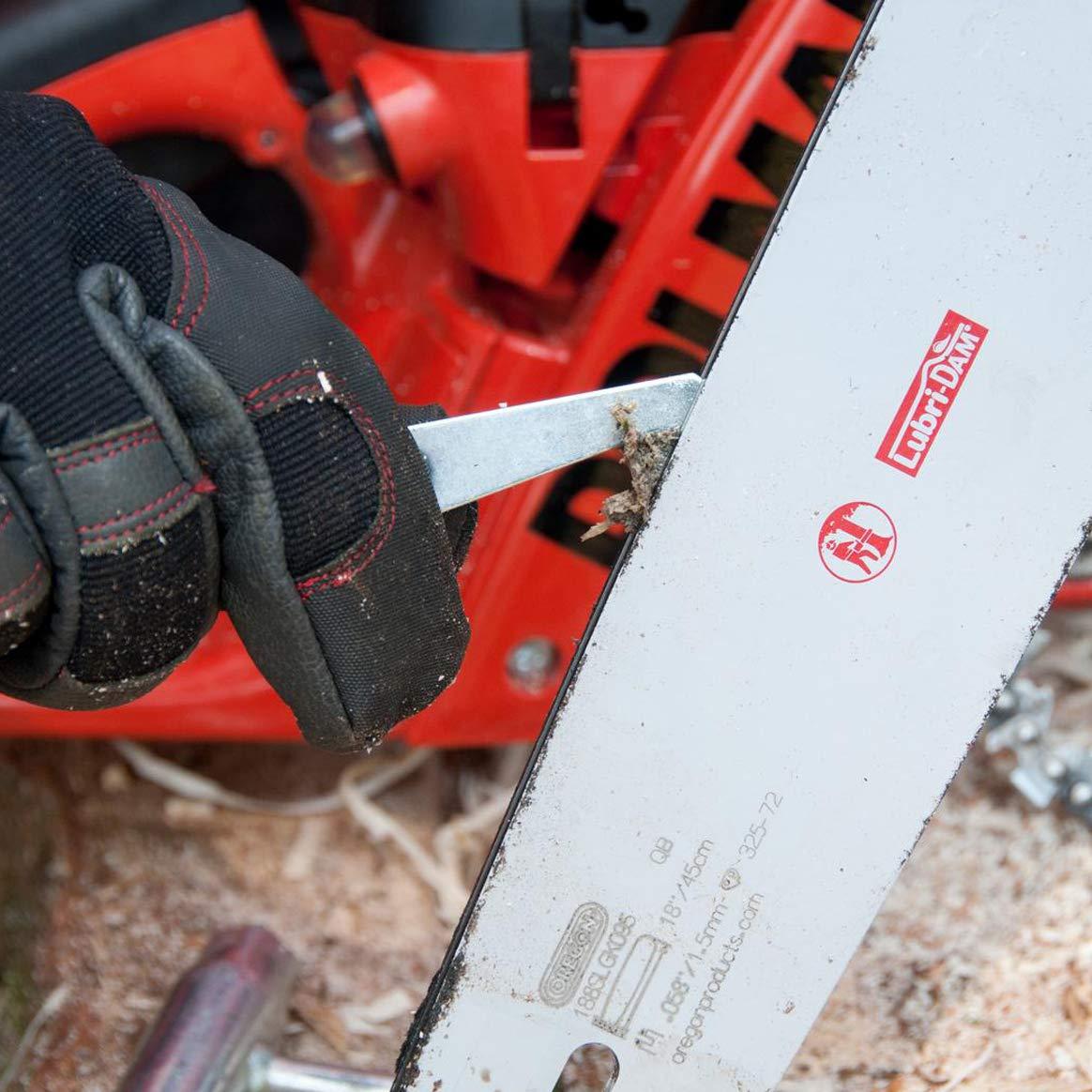 Oregon 558550 - Afilado de la cadena de motosierra y kit de ...