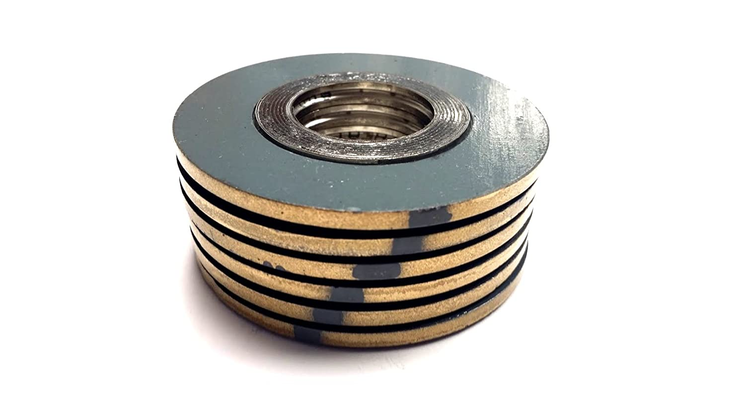 Sur-Seal 2-1//2 Pipe Size Inc #900 Class Flange for Applications with High Temperature Variations Thermal Cycling 2-1//2 Pipe Size Assigned by Sur-Seal Inconel 600 Flexible Graphite Teadit 90002500600GR900 Spiral Wound Gasket