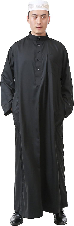 Amazon.com: Vestido para hombre musulmana Iglesia culto ...