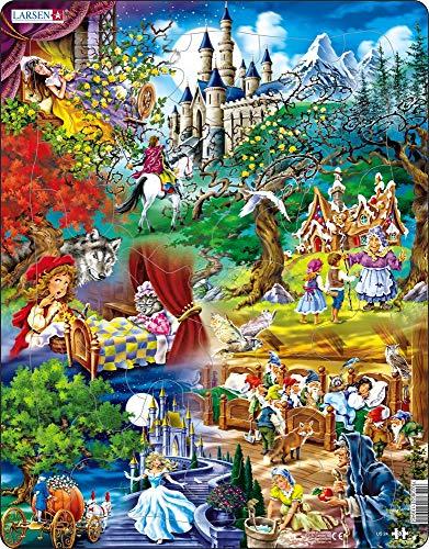 Larsen Grimms Fairy Tales Children