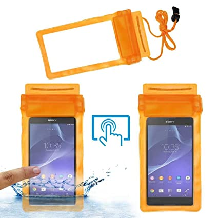 huge selection of 595f3 0e9e0 Acm Waterproof Bag Case for Sony Xperia T2 Ultra Mobile: Amazon.in ...