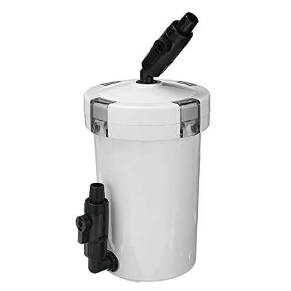 Tutoy Sunsun Hw-603 220V Externo Recipiente Filtro Acuario Pecera Filtro De Agua