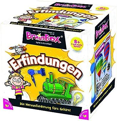 Unbekannt Brain Box 94915 – erfindungen, Juegos y Puzzles: Amazon.es: Juguetes y juegos