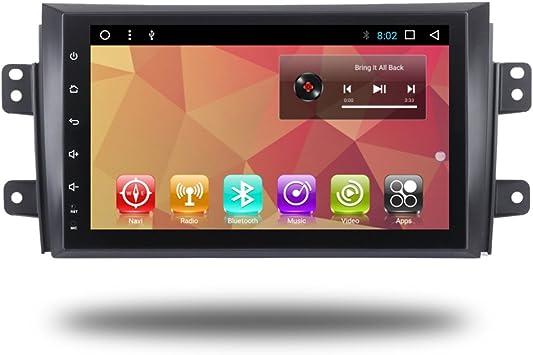 Radio para coche Android 7.1 GPS Navi, para Suzuki SX4 2006 – 2014 Autoradio unidad de cabeza de navegación Multimedia Video Play Estéreo 2Gb Ram: Amazon.es: Electrónica