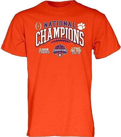 NCAA Clemson Tigers T-Shirt V3