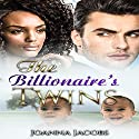 The Billionaire's Twins Audiobook by Joanna Jacobs Narrated by Giselle Lumas