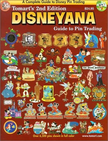 Tomart's Disneyana Guide to Pin Trading