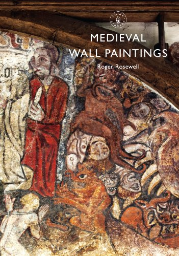 Medieval Wall Paintings (Shire Library) -