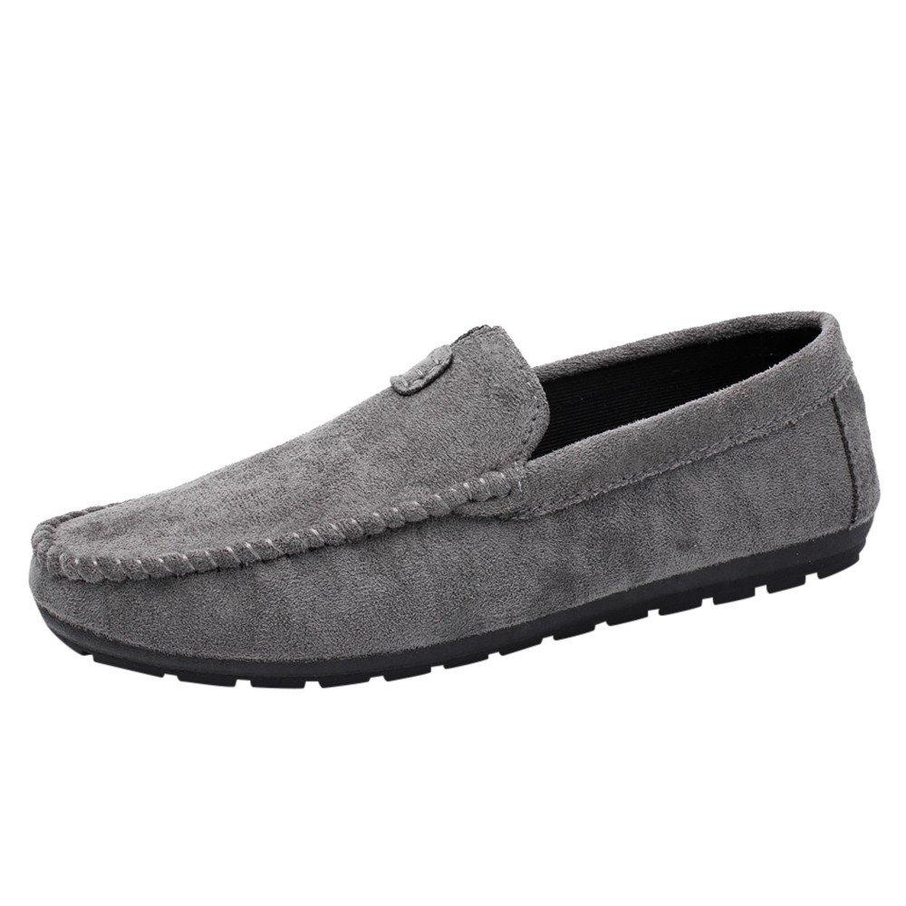 [LIKESIDE_shoes] メンズ 7 M US グレー B07GFLPY5K