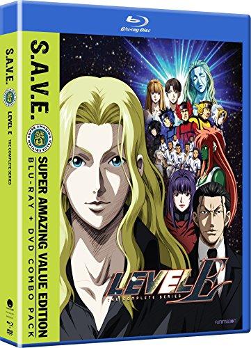 Level E: The Complete Series S.A.V.E. (Blu-ray/DVD Combo)