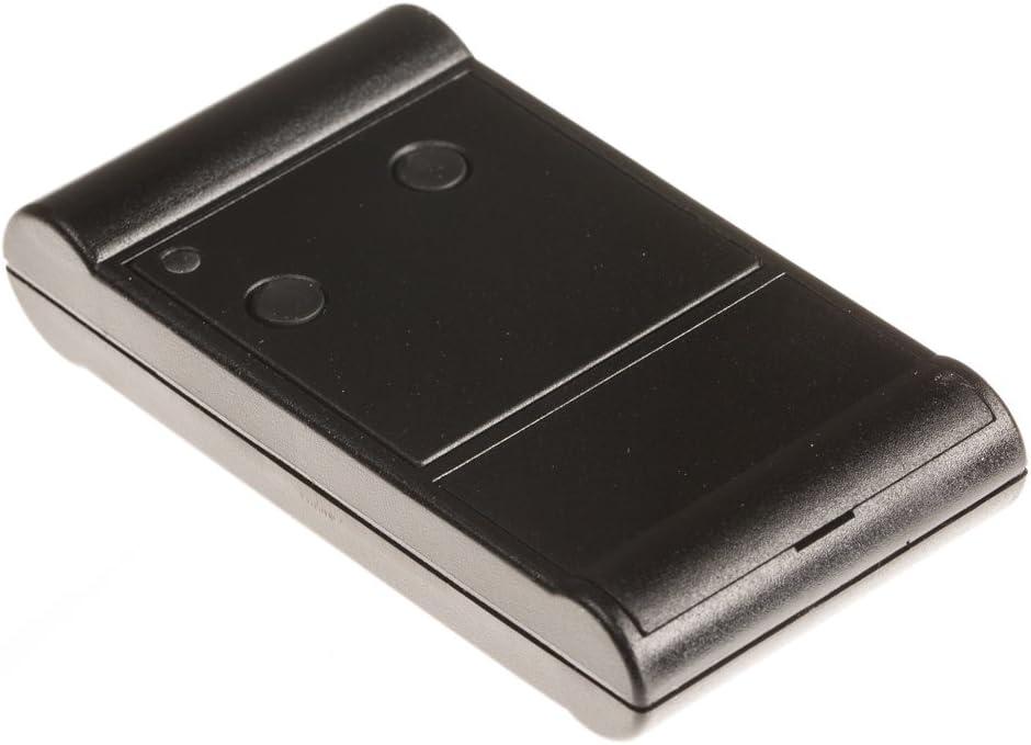 Halterung f/ür Tedsen Teletaster SM1MD SLX1MD SKX1MD Handsender Halter Original Garagentor/öffner Funk Fernbedienung Elka Berner mit Codierschalter