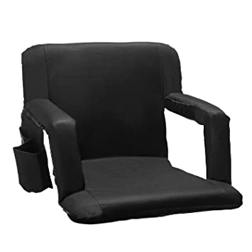 Amazon.com: Alpcour - Silla de estadio plegable - Silla ...