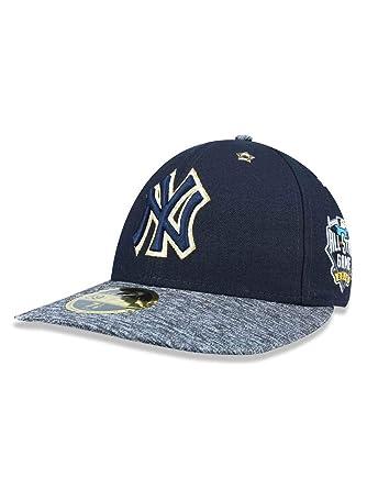BONE 5950 NEW YORK YANKEES MLB ABA RETA MARINHO NEW ERA  Amazon.com ... e00e42c9824