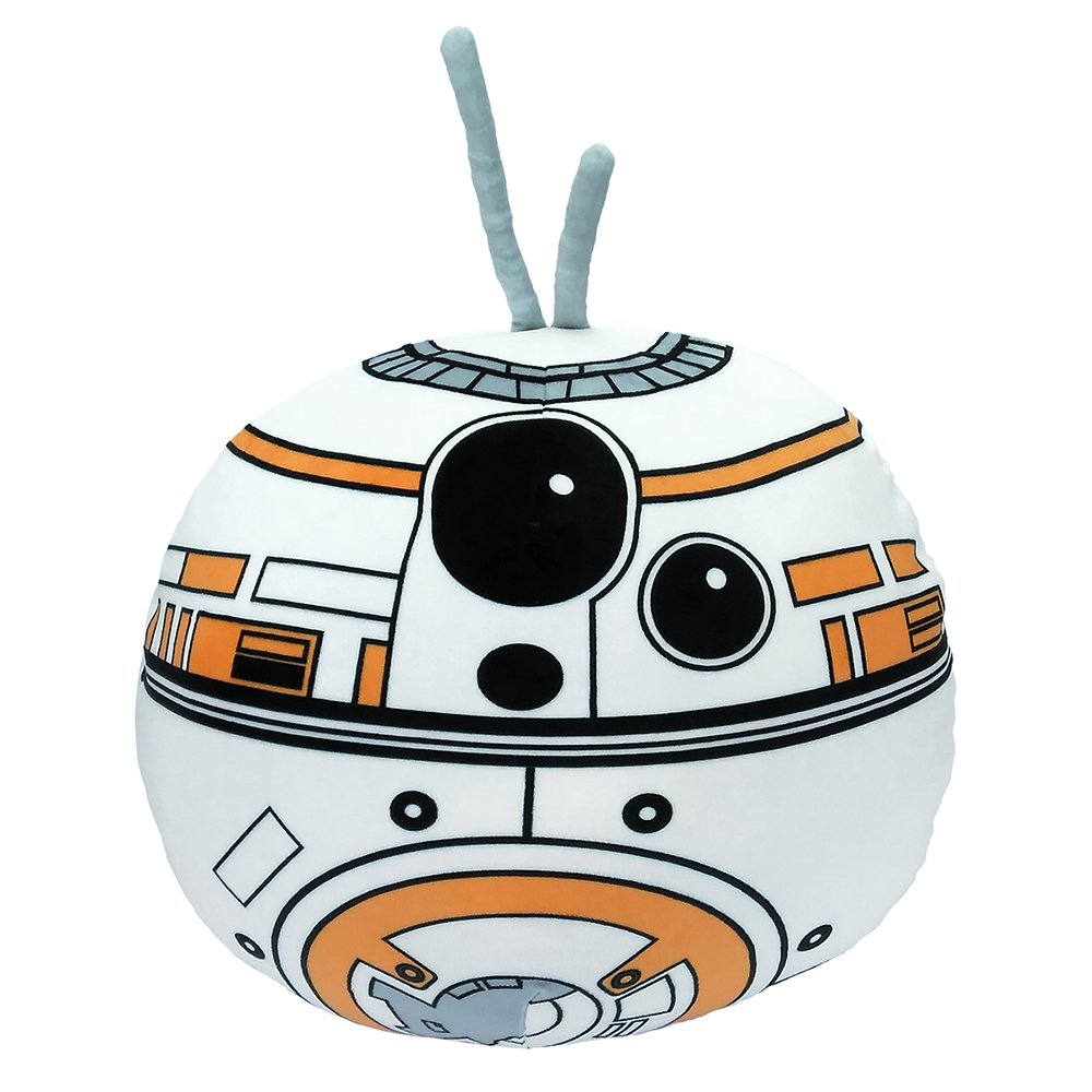 The Northwest Company Star Wars: the Force Awakens, Lil BB-8 3D Ultra Stretch Cloud Pillow, 11''