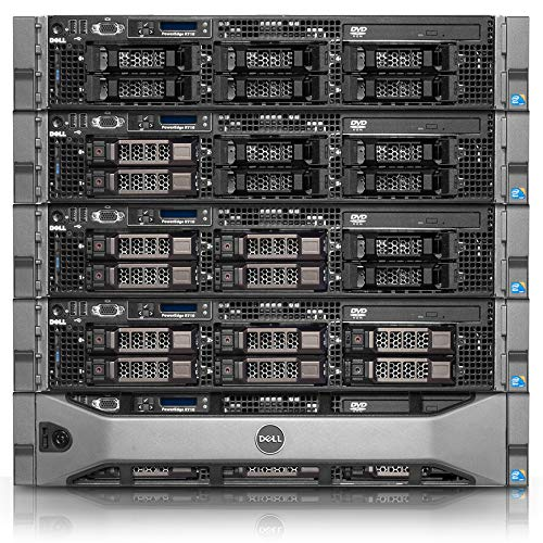 Dell PowerEdge R710 Server | 2X 2.93GHz 12 Cores | 128GB | H700 | 6X 4TB SAS (Renewed)